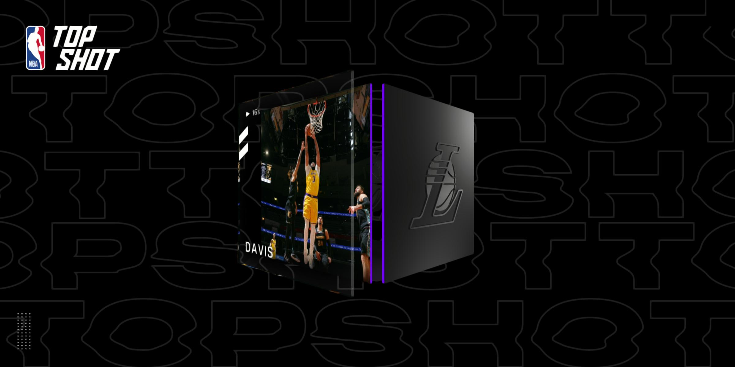 NBA Top Shot: USD $90.00 Anthony Davis - Owned by aVantyr1st